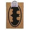 Art Group Batman Logo Doormat