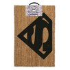 Art Group Superman Logo Doormat