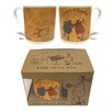 Art Group Sam Toft Carrying on Regardless Mug