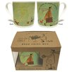 Art Group Sam Toft The Suitcase of Sardine Sandwiches Mug