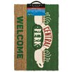 Art Group Friends Central Perk Doormat
