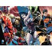 Art Group Justice League - Heroes Canvas Wall Art