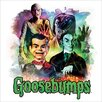 Art Group Goosebumps - Characters Vintage Advertisement Canvas Wall Art