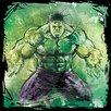 Art Group Avengers Age of Ultron - Hulk Canvas Wall Art