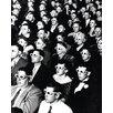 Art Group Leinwandbild Time Life - 3D Movie Viewers, Fotodruck