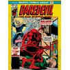 Art Group Daredevil - Bullseye Never Misses Vintage Advertisement Canvas Wall Art
