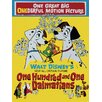 Art Group 101 Dalmatians - Onderful Motion Picture Vintage Advertisement Canvas Wall Art