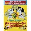 Art Group Leinwandbild 101 Dalmatians Onderful Motion Picture, Retro-Werbung