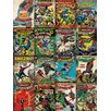 Art Group Marvel - Spider-Man Covers Vintage Advertisement Canvas Wall Art