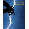 Art Group Batman - The Dark Knight Returns Vintage Advertisement Canvas Wall Art