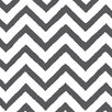 Manual Woodworkers & Weavers Zig Zag Chevron Grey Area Rug