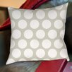 Manual Woodworkers & Weavers Amina Polka Dot Printed Throw Pillow