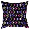 Manual Woodworkers & Weavers Banias Oval Printed Throw Pillow