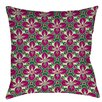 Manual Woodworkers & Weavers Anna Medallion 4 Indoor/Outdoor Throw Pillow