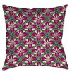 Manual Woodworkers & Weavers Anna Medallion 4 Printed Throw Pillow