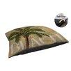 Manual Woodworkers & Weavers Beach Palm Indoor/Outdoor Pet Bed