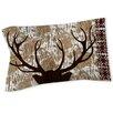 Manual Woodworkers & Weavers Wilderness Deer Sham