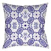 Manual Woodworkers & Weavers Chinoiserie Swatch 1 Printed Throw Pillow