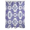 Manual Woodworkers & Weavers Chinoiserie Swatch I Shower Curtain