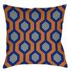 Manual Woodworkers & Weavers Carpet Indoor/Outdoor Throw Pillow