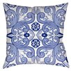 Manual Woodworkers & Weavers Chinoiserie Swatch 4 Printed Throw Pillow