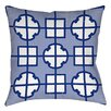 Manual Woodworkers & Weavers Chinoiserie Swatch 2 Indoor/Outdoor Throw Pillow
