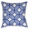 Manual Woodworkers & Weavers Chinoiserie Swatch 3 Indoor/Outdoor Throw Pillow