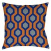 Manual Woodworkers & Weavers Carpet Printed Throw Pillow