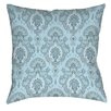 Manual Woodworkers & Weavers Damask Polyester Throw Pillow