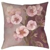 Manual Woodworkers & Weavers Gypsy Blossom 2 Printed Throw Pillow