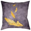 Manual Woodworkers & Weavers Feather Float Indoor/Outdoor Throw Pillow