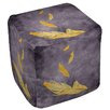 Manual Woodworkers & Weavers Feather Float Ottoman