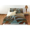 Manual Woodworkers & Weavers Tropical Leaf 4 Duvet Cover Collection