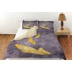 Manual Woodworkers & Weavers Feather Float Duvet Cover Collection