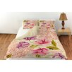 Manual Woodworkers & Weavers Tulips and Lace Duvet Cover Collection