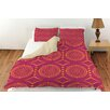 Manual Woodworkers & Weavers Banias Medallion Duvet Cover Collection