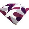 Bowron Sheepskin Shortwool Design Hand-Woven Multi-coloured Area Rug