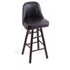 "Holland Bar Stool Grizzly 24"" Swivel Bar Stool with Cushion"
