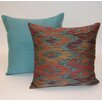 Dakotah Pillow 2 Piece Aurora Knife Edge Throw Pillow Set