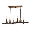 Kalco Hampton 4 Light Kitchen Island Pendant