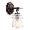 Kalco Brierfield 1 Light Bath Vanity Light