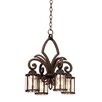 Kalco Keswick 4 Light Chandelier