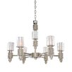Kalco Ashington 6 Light Chandelier