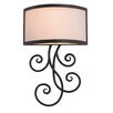 Kalco Concord 2 Light ADA Wall Sconce