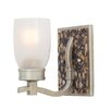 Kalco Largo 1 Light Bath Vanity Light