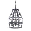 Kalco Townsend 6 Light Hanging Lantern