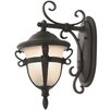 Kalco Tudor 2 Light Outdoor Wall Lantern