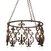 Kalco Montgomery 6 Light Candle Chandelier