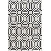 Angelo:Home Hudson Park Ivory/Navy Area Rug