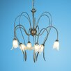 Linea Verdace Resana 6 Light Style Chandelier